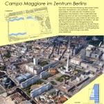 Andreas Reidemeister:  Campo Maggiore im Zentrum Berlins