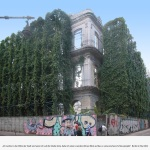 """Klaus Block: """"Ich wohne in der Mitte der Stadt und wenn ich auf die Straße trete, habe ich einen wunderschönen Blick auf das so verwunschene Schlossprojekt."""" Berlin im Mai 2032"""