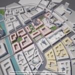 Machleidt + Partner/ Planungsgruppe Stadtkern/ Philipp Jädicke: Kritische Rekonstruktion - Synthese aus Vorkriegs- und Nachkriegsgeschichte