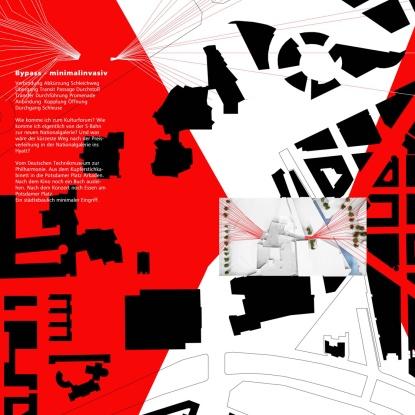 Baumgarten Simon Architekten / bypass - minimalinvasiv