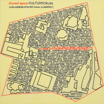 Matthias Seidel / shared space KULTURFORUM