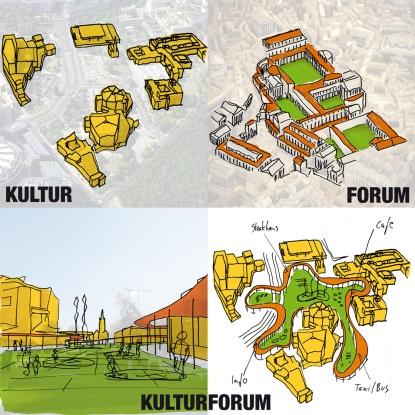 Steiner Weißenberger Architekten / Kultur.Forum.Kulturforum