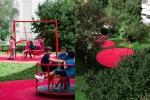 Waldrap: Playground, Oepfikon