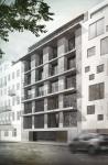 Stadthaus Choriner Str. Visualisierung TKA