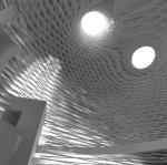 Lehre H. Kleine: Gewobenes Licht, Projekt: Christian Gutenberger