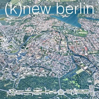 Bernd Albers: (k)new Berlin
