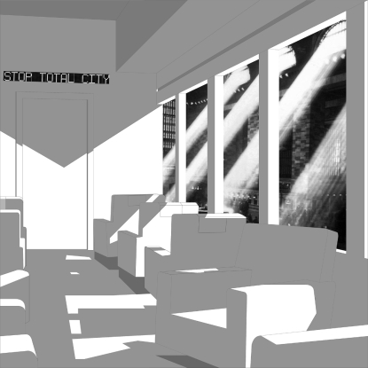 Gerald Aigner / Maga Architekten: Stop Total City