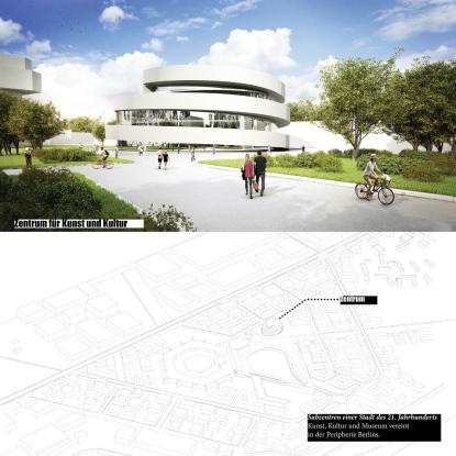 Vahdettin Sahin: Zentrum für Kunst und Kultur