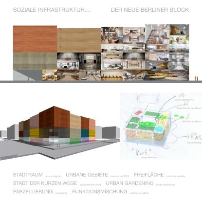 Andreas M. Herschel: Soziale Infrastruktur.... Der neue Berliner Block