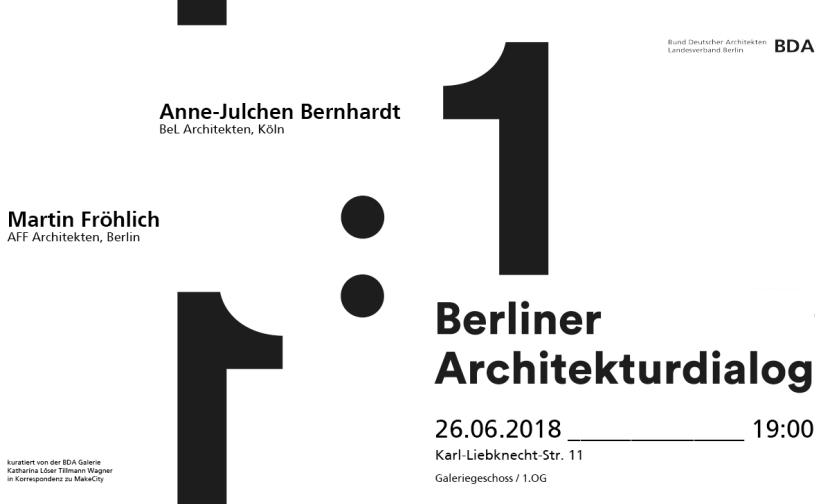 1zu1 Berliner Architekturdialog_quer